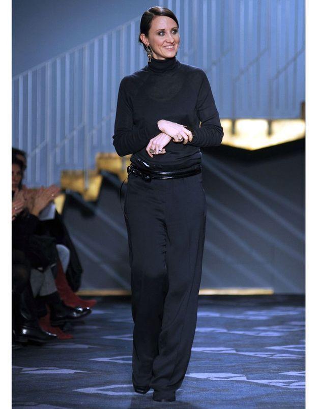 Alessandra Facchinetti, la plus sophistiquée