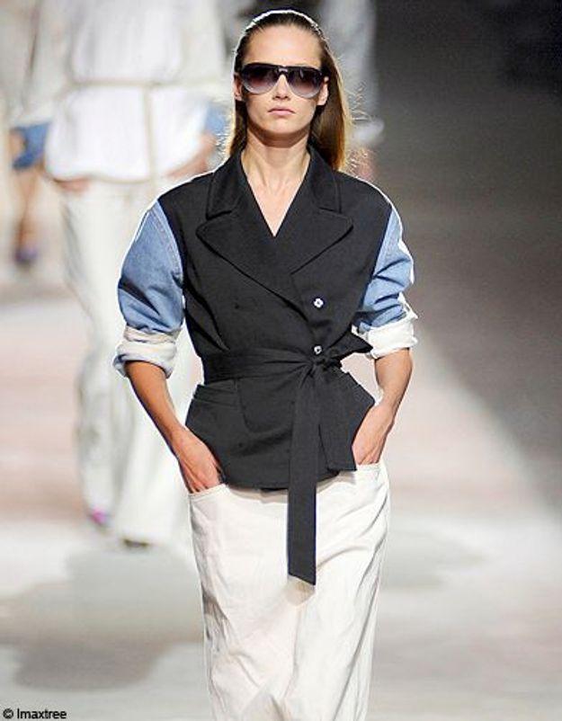Mode dossier shopping conseils vetements rajeunir Van Noten chemise jean