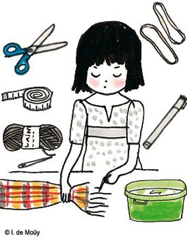 Do it yourself : le chèche
