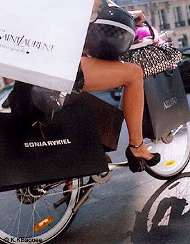 Dress code : on roule en vélib'