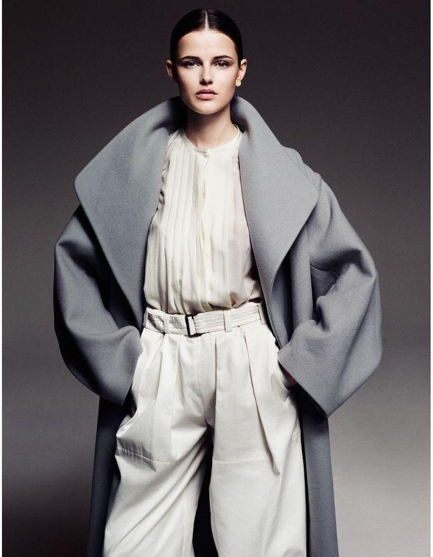 Grand manteau