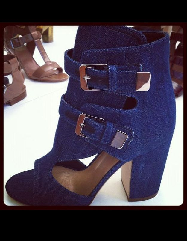 Présentation Laurence Dacade : chaussures