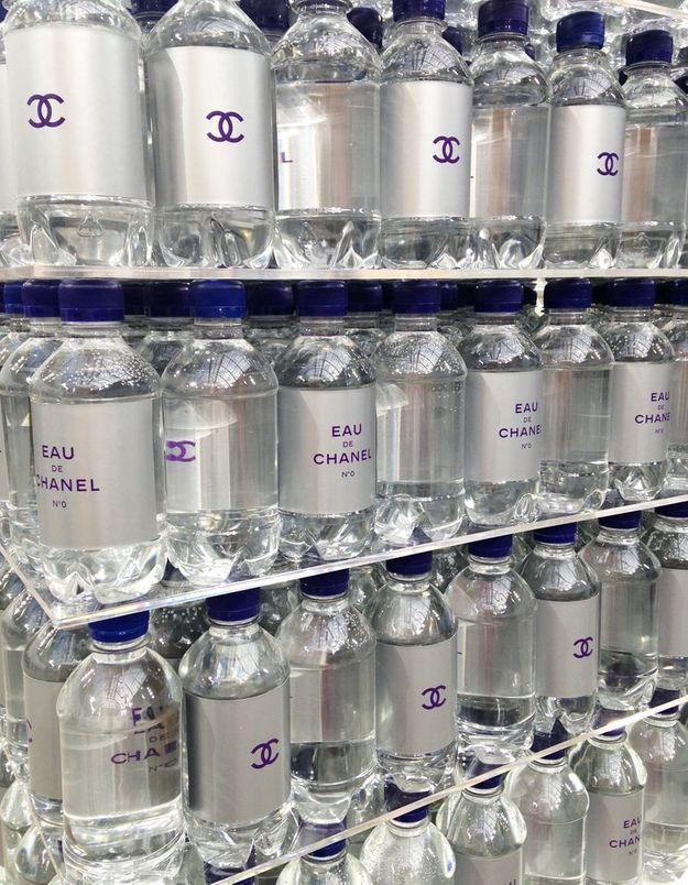 L'eau de Chanel