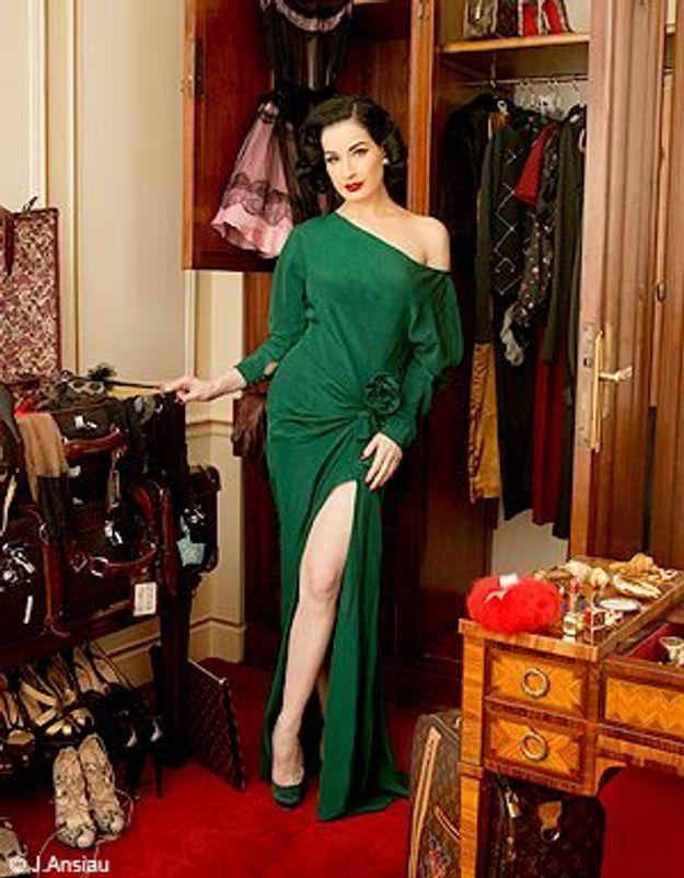 L'interview fashion de Dita Von Teese