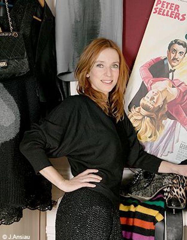 L'interview fashion de Léa Drucker