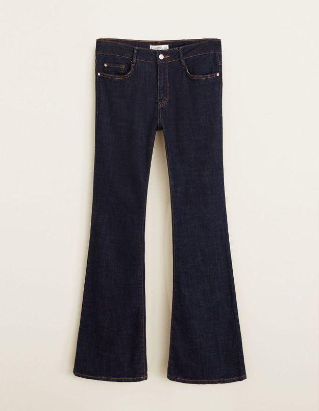 Un jean flare