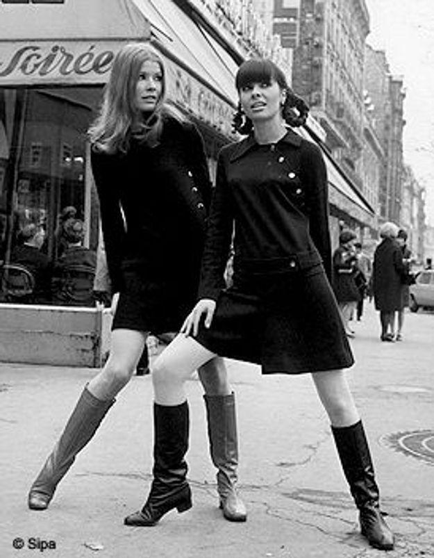 Mai 68 : Les icônes fashion