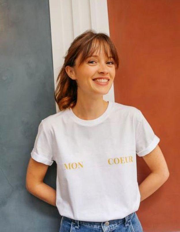 Tee-shirt Elise Chalmin