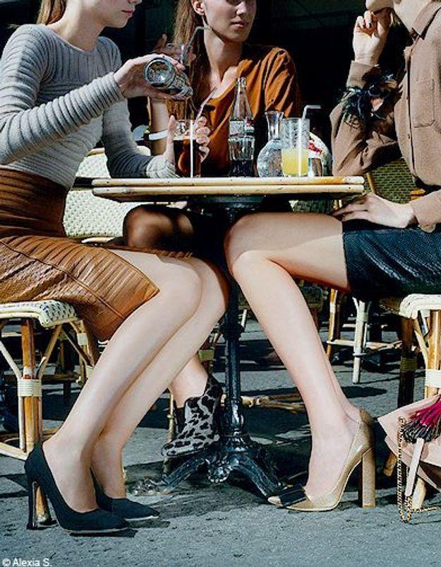 Mode tendances look accessoires chaussures p251
