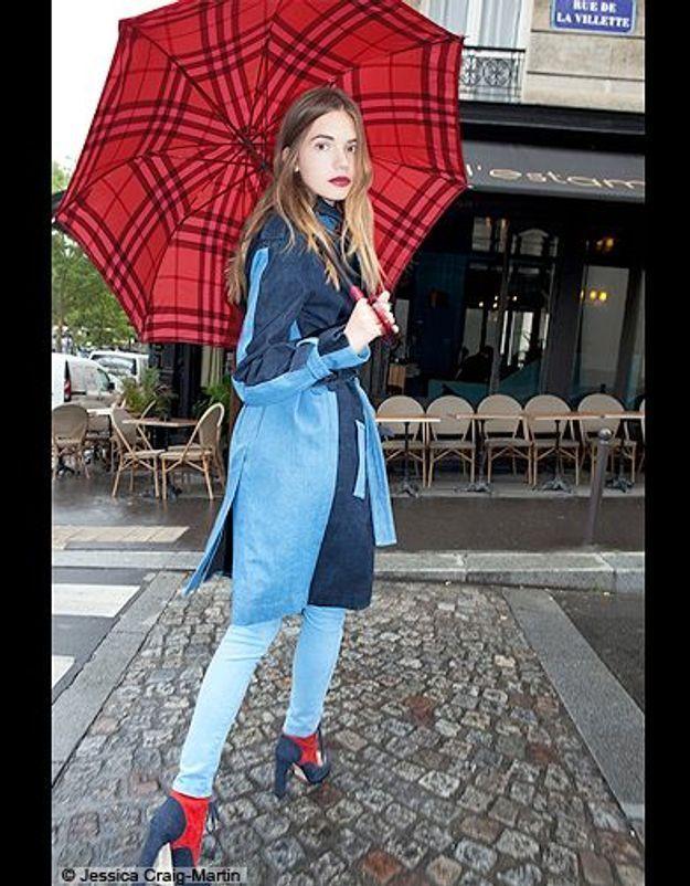 Mode tendance shopping look chaussure p192