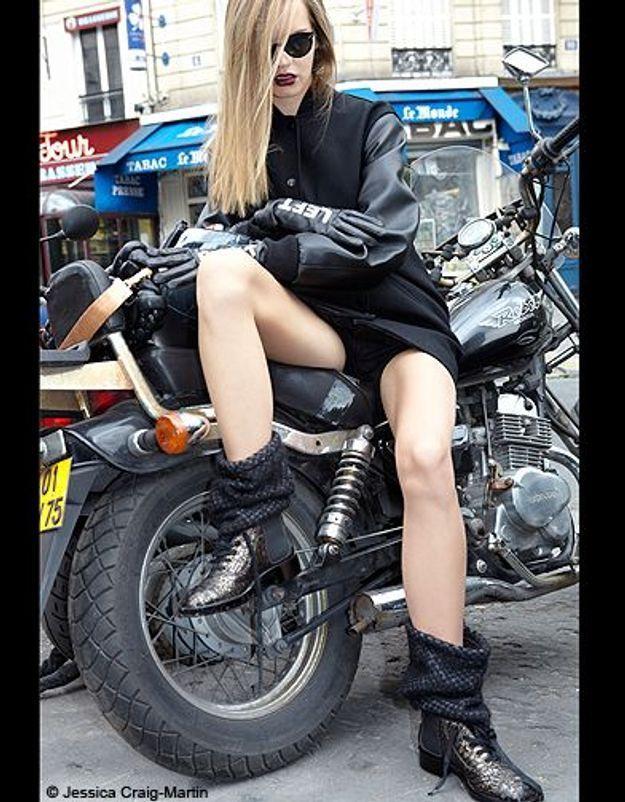 Mode tendance shopping look chaussure p196