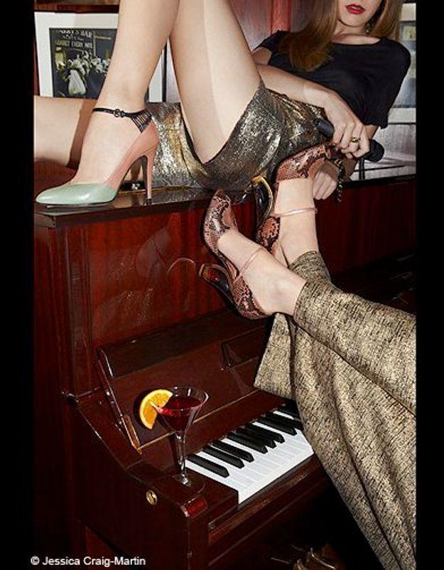 Mode tendance shopping look chaussure p200