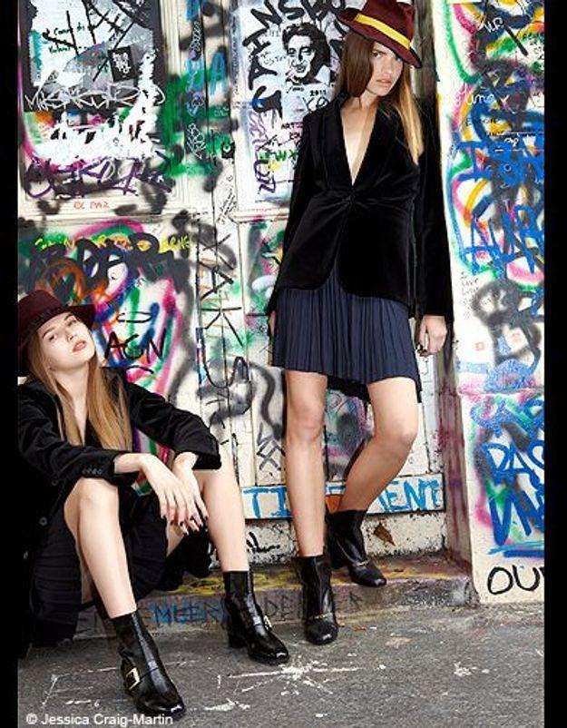 Mode tendance shopping look chaussure p205