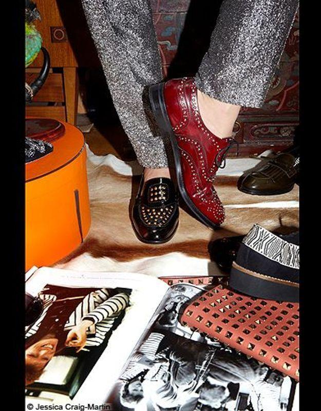 Mode tendance shopping look chaussure p209