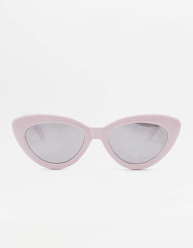 Lunettes de soleil roses Urban Outfitters