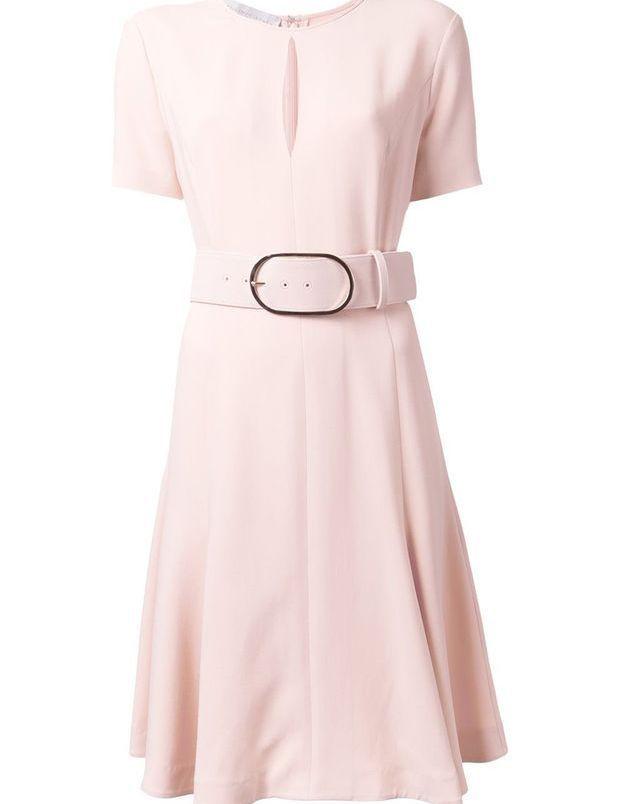 Robe rose Stella McCartney