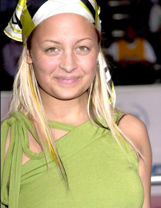 Côté accessoire, le bandana faisait fureur - Nicole Richie