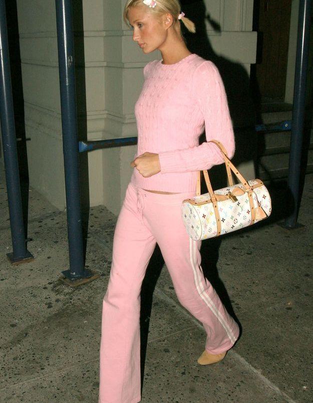 Le sac bowling - Paris Hilton