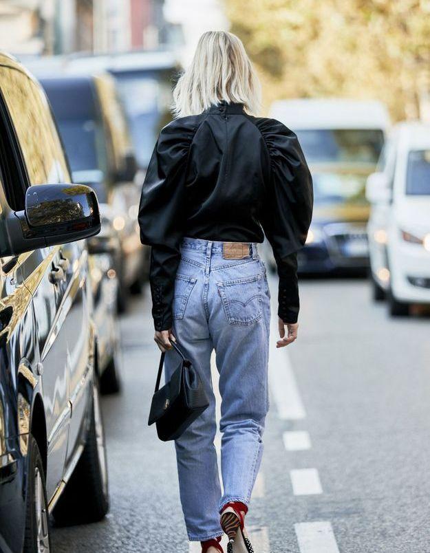 Le jean iconique