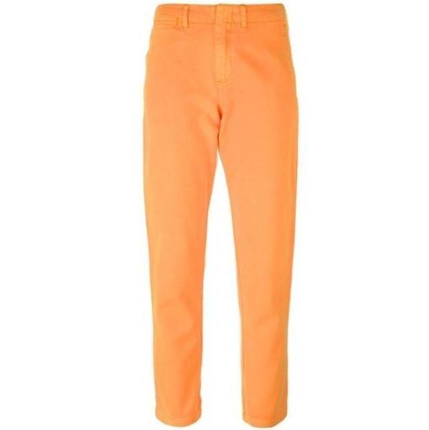 Jean de couleur orange Polo Ralph Lauren