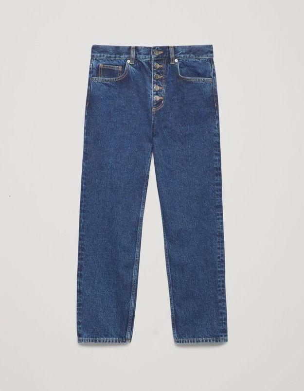 Jean taille haute COS