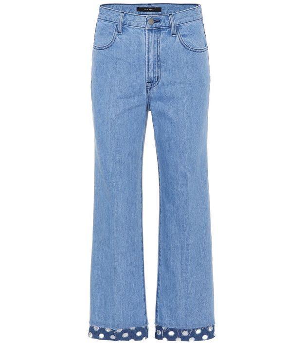 Jean taille haute J Brand