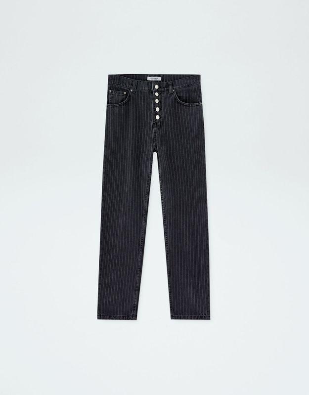 Jean taille haute Pull & Bear