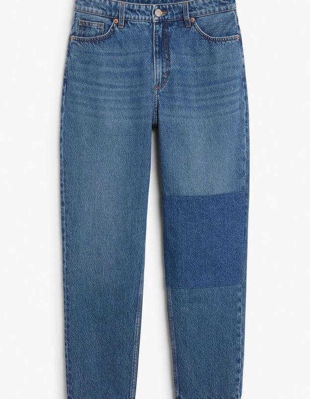 Jean taille haute vintage Monki