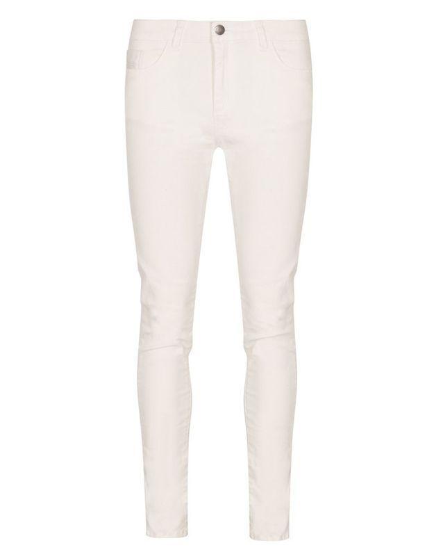Tendance jean blanc