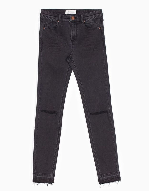 Tendance jean noir