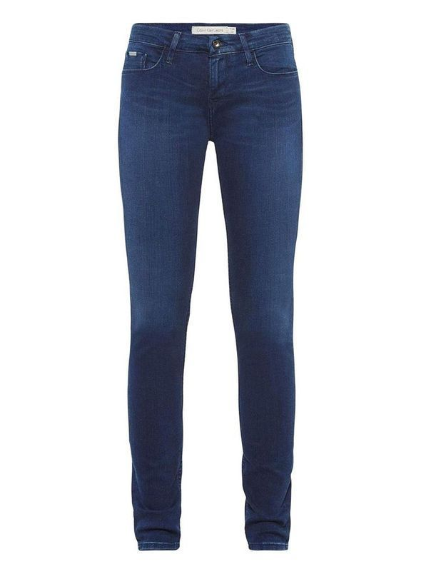 Tendance jean skinny taille normale