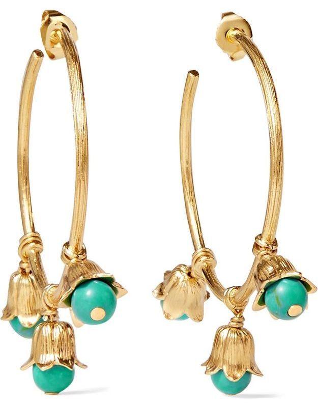 Boucles d'oreilles Aurelie Bidermann