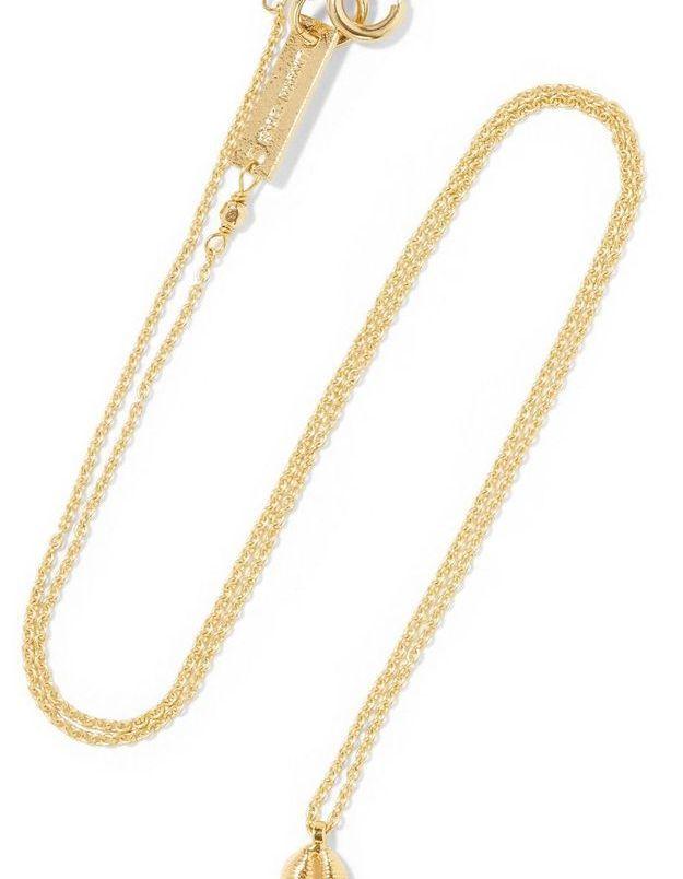 Bijoux Saint Valentin collier Isabel Marant
