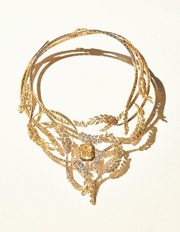 Collier Collection Les Blés de Chanel