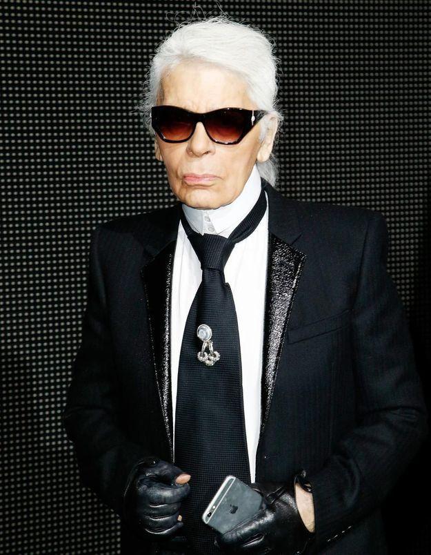 Karl Lagerfeld lance sa ligne de bijoux de mariage