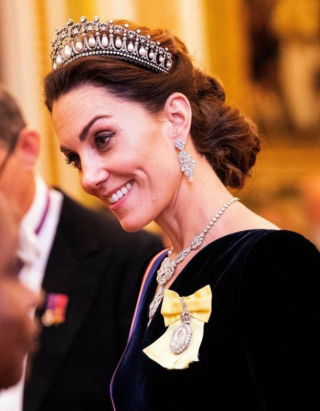 Kate Middleton : ce bijou de Lady Diana qu'elle porte tous les ans à la même date