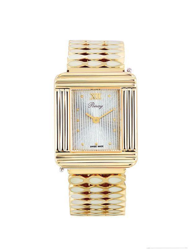 L'instant mode: Alexandra Margnat collabore à nouveau avec les montres Poiray