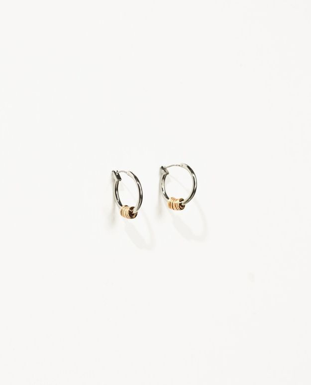Petites boucles d'oreilles Zara