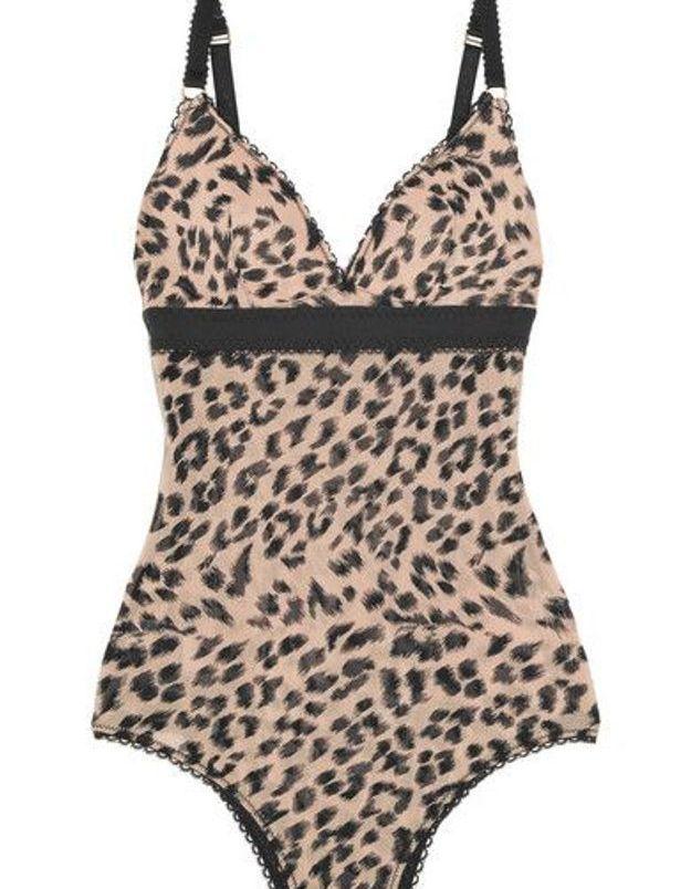 Body sexy léopard Stella McCartney