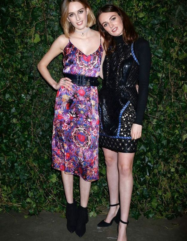Ladies Alice et Violet Manners