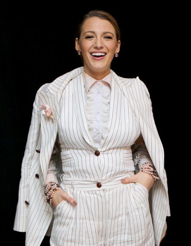 Blake Lively répond de la manière la plus drôle à une critique sur son style vestimentaire