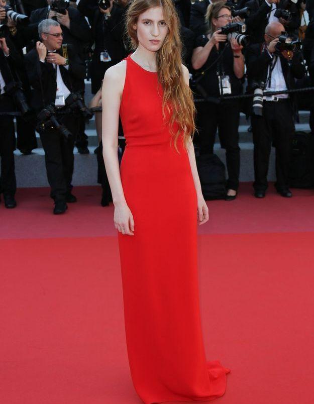 La robe d'Agathe Bonitzer