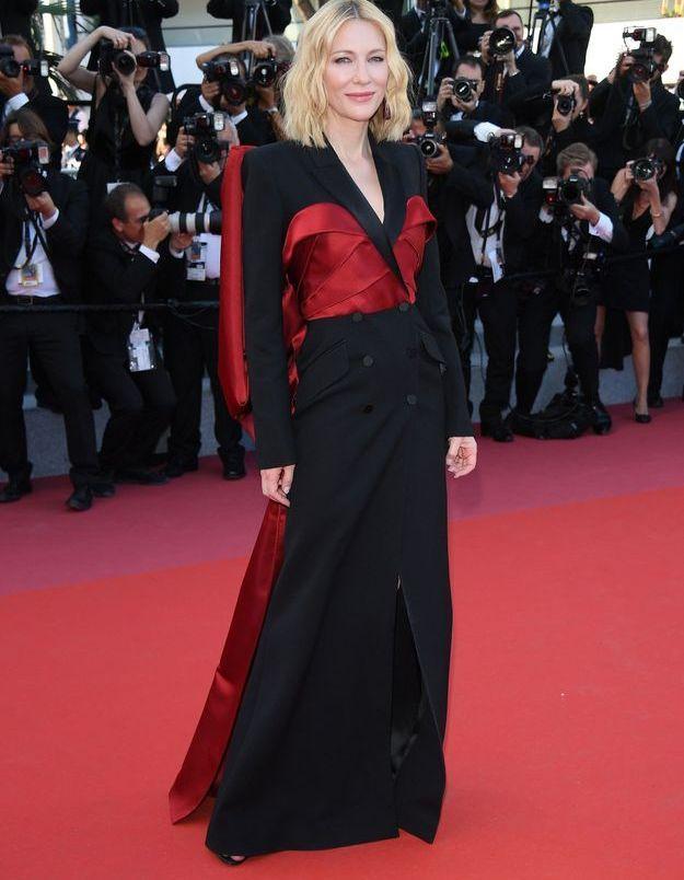 La robe de Cate Blanchett