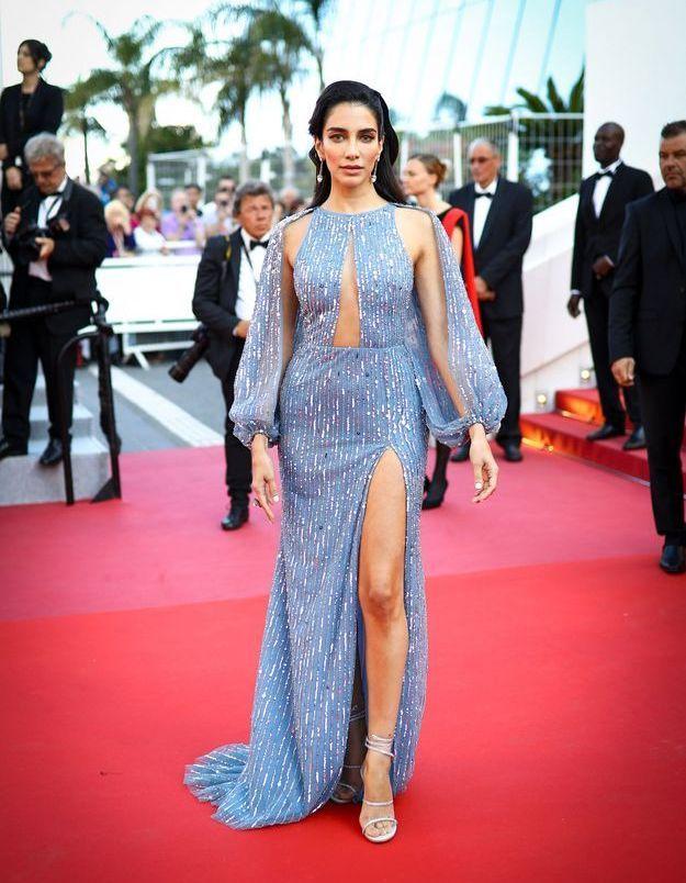 La robe Georges Hobeika de Jessica Kahawaty