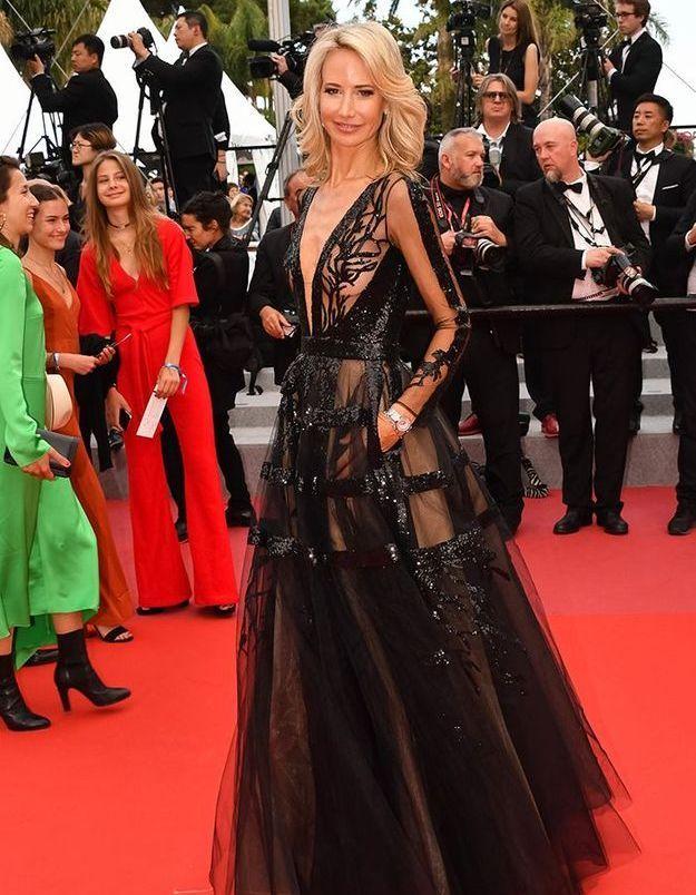 La robe de Lady Victoria Hervey