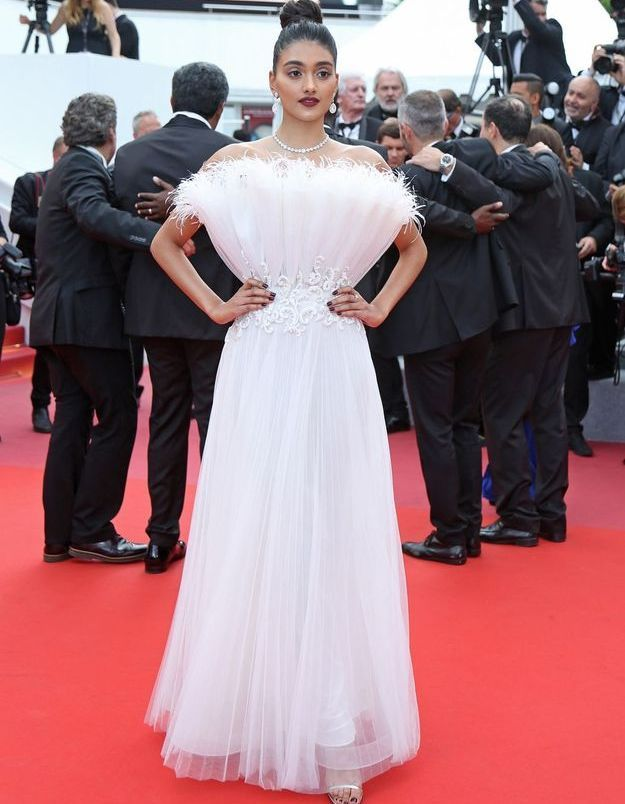 La robe de Neelam Gill