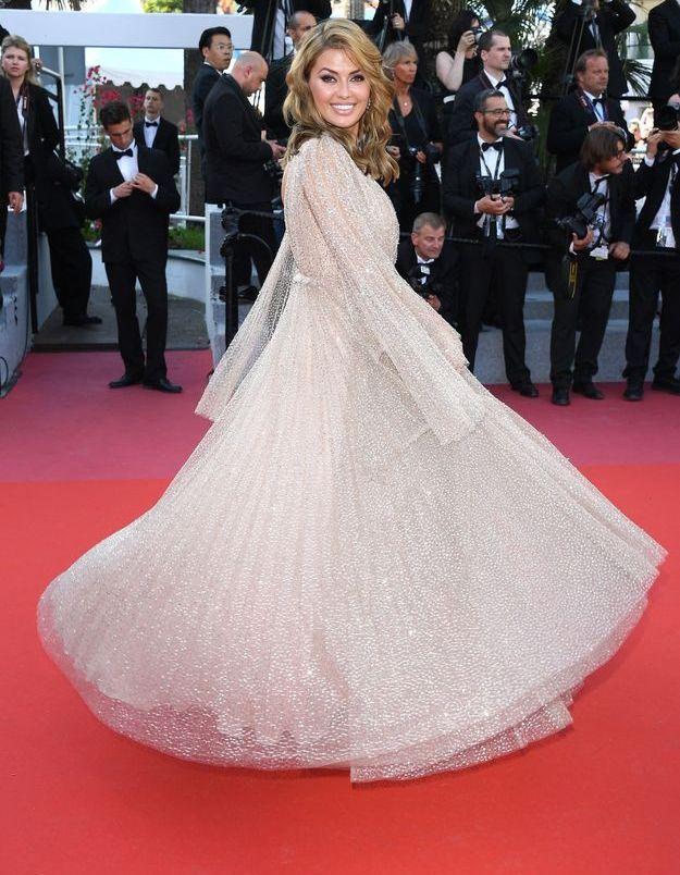 La robe de Victoria Bonya