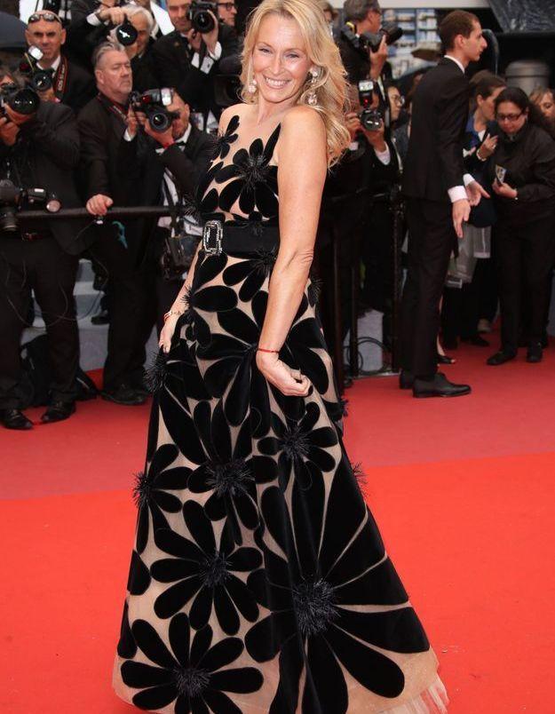 La robe Yanina Couture d'Estelle Lefebure