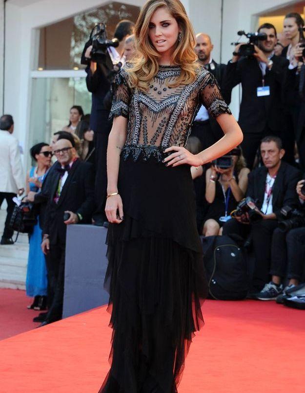 Chiara Ferragni en 2013