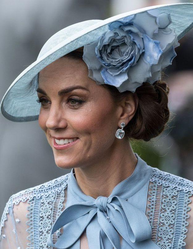 Comment Kate Middleton a transformé sa robe de Royal Ascot pour respecter le protocole